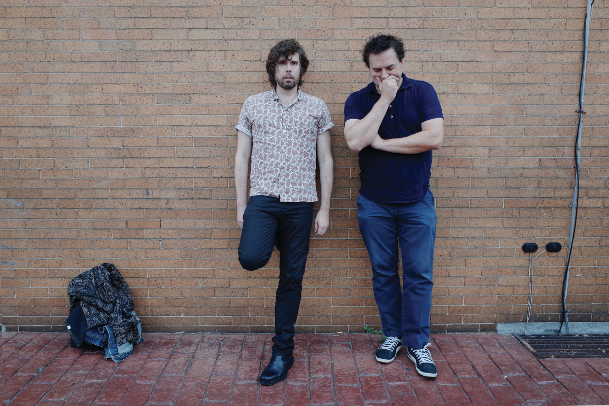 IMPOSE: Tom Scharpling Interview