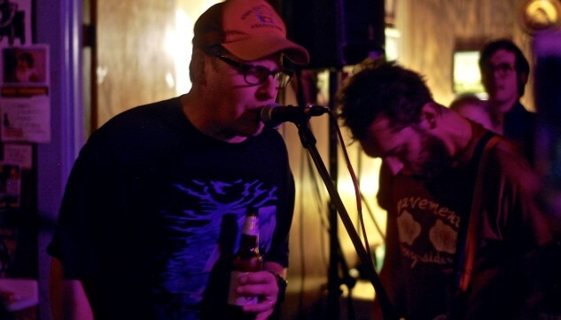 PASTE Magazine: Bob Nastanovich of Pavement Performed with a Pavement Cover Band Last Night