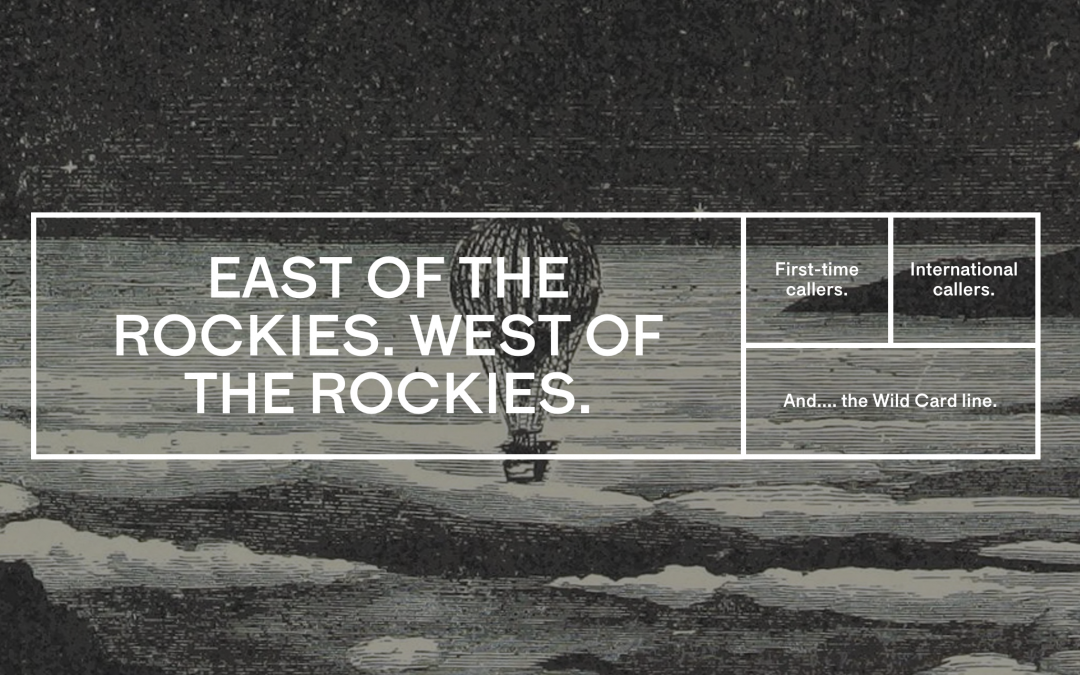The Outline: From east of the Rockies to beyond the fringe